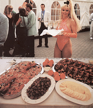 Hostess - Catering