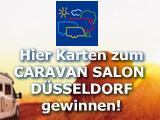 Caravan Salon Gewinnspiel