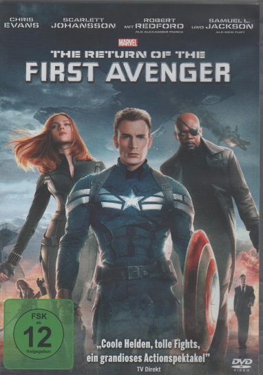 FirstAvenger