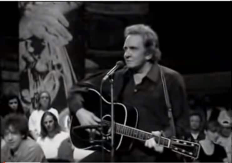 Johnny Cash – Redemption