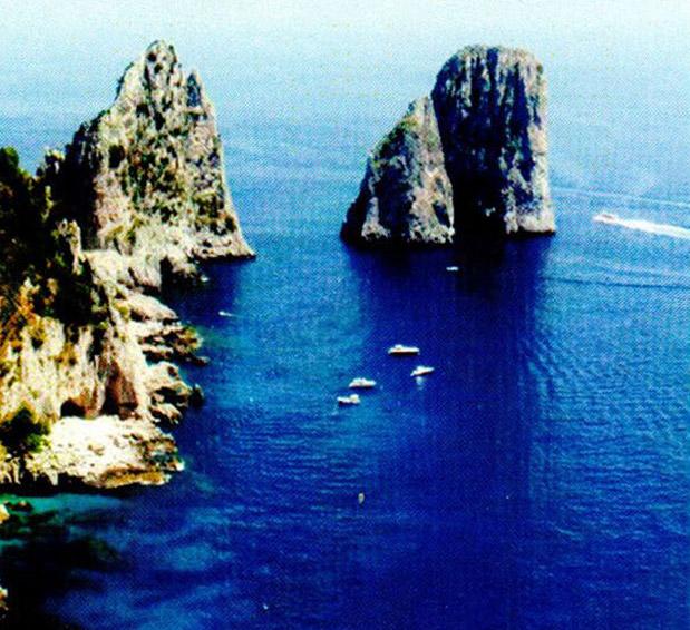 4 Tage um die Region Campania zu entdecken.
