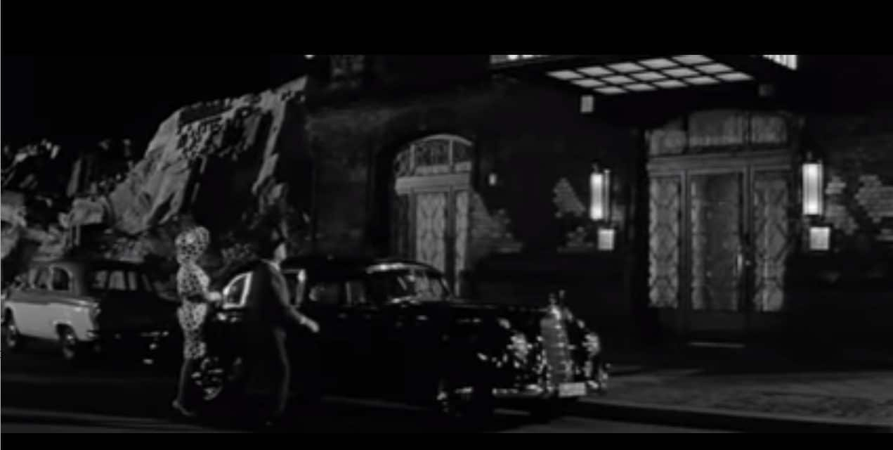 """""""Ausgerechnet Bananen"""" Musikausschnitt aus s/w Film ONE TWO THREE, mit James Cagney, Lilo Pulver"""