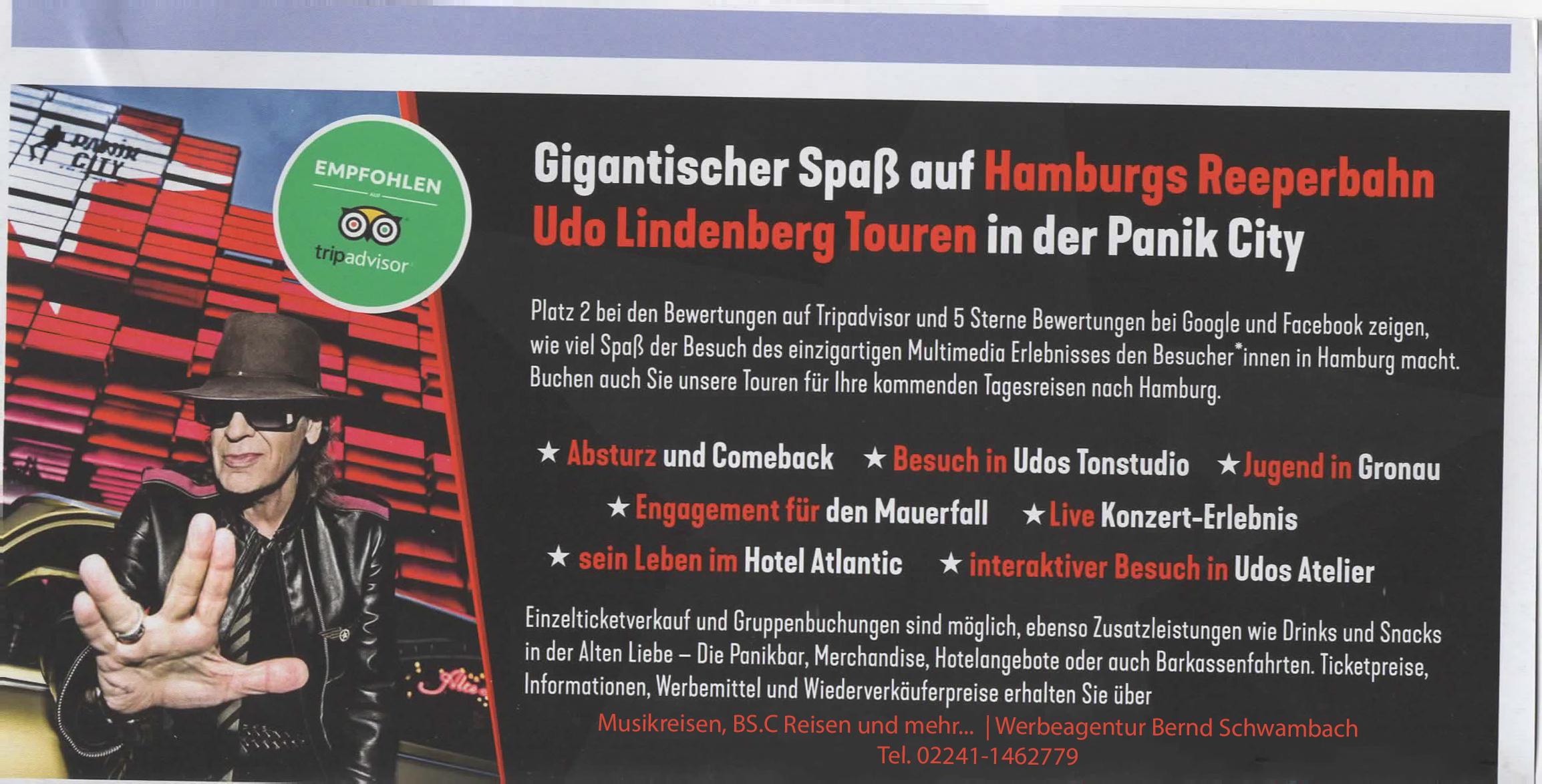 Spaß mit Udo Lindenberg