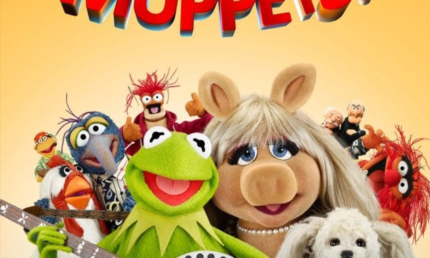 IT'S MUPPETS TIME!