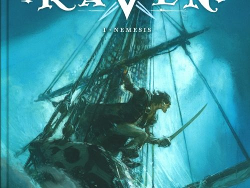 Raven Bd. 1 – Nemesis