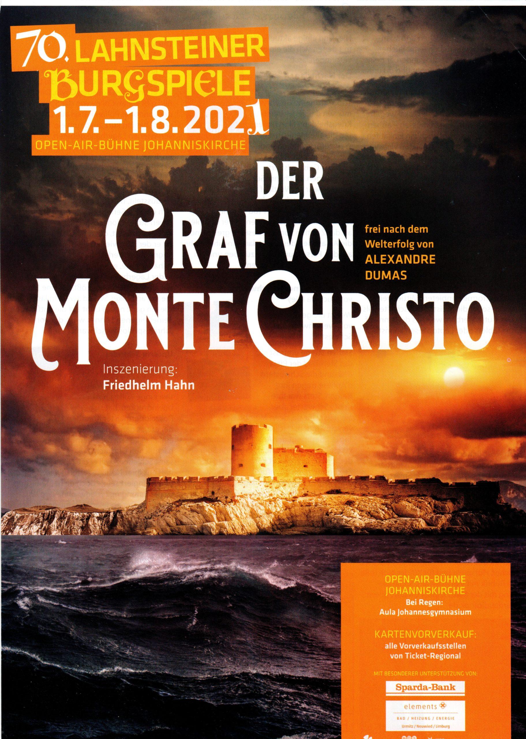 der Graf von Monte Chrito