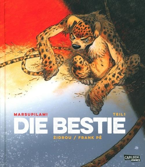 Marsupilami – Die Bestie